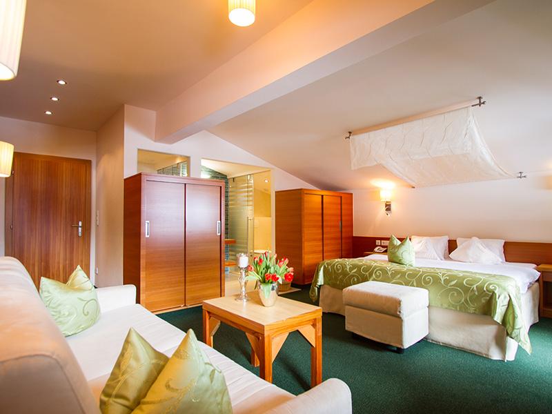 Romantika Suite Grün